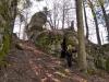 Cestou z Buchlova na Sladnú skalu