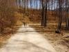 Cestou popod Buchlov - cesta späť