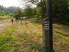 Cestou k hradu Valečov