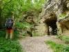 Okolie hradu Valečov - světničky