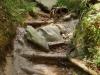 Stúpanie po schodoch od Příhraz