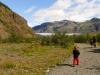 Cesta k ľadovcu Skaftafellsjökull