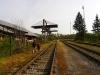 Pri železničnej stanici v Hontianskych Tesároch.