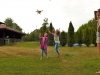Naháňačka s dronom