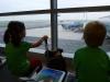Na letisku v Prahe