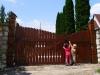 Brána cintorína