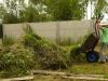 Zvážanie trávy