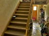 Schody na prvé poschodie