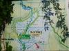 Mapa Kordíckeho okruhu