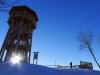 Vyhliadková veža na Krahulskom vrchu