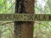 Cesta ku Krkavej skale