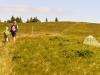 Cestou k hlavnému hrebeňu