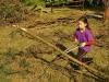 Spracovanie dreva na oheň