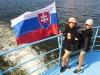 Plavba loďou Oravskej galérie
