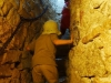 Spišský hrad - schody vo veži