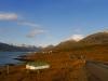 Pohľad do fjordu