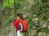 Nad Starohutským vodopádom